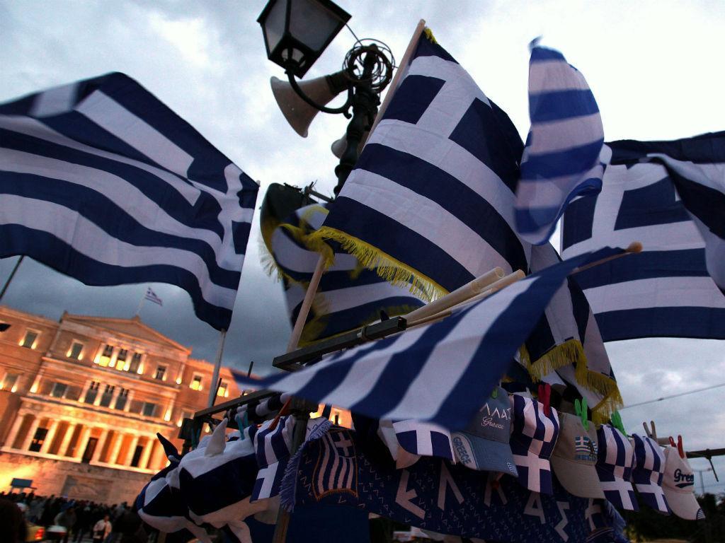 Grécia em dia de Eurogrupo [Lusa]