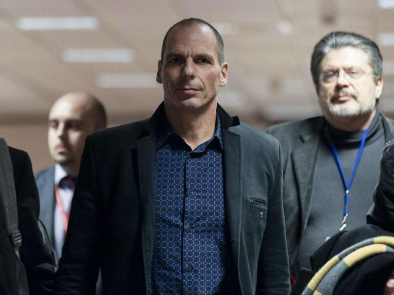 Yanis Varoufakis [Lusa]