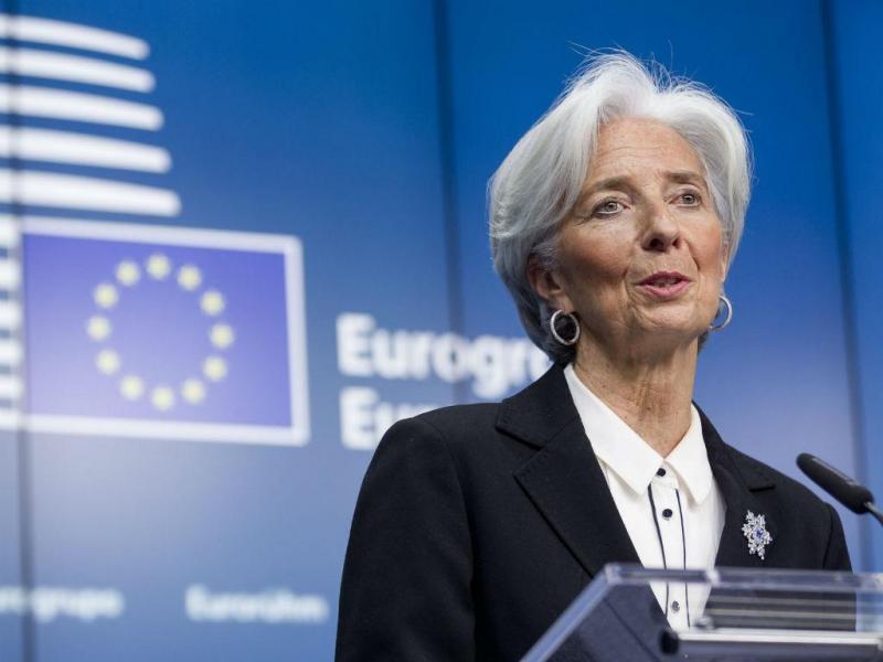 Christine Lagarde, diretora do FMI [Lusa]