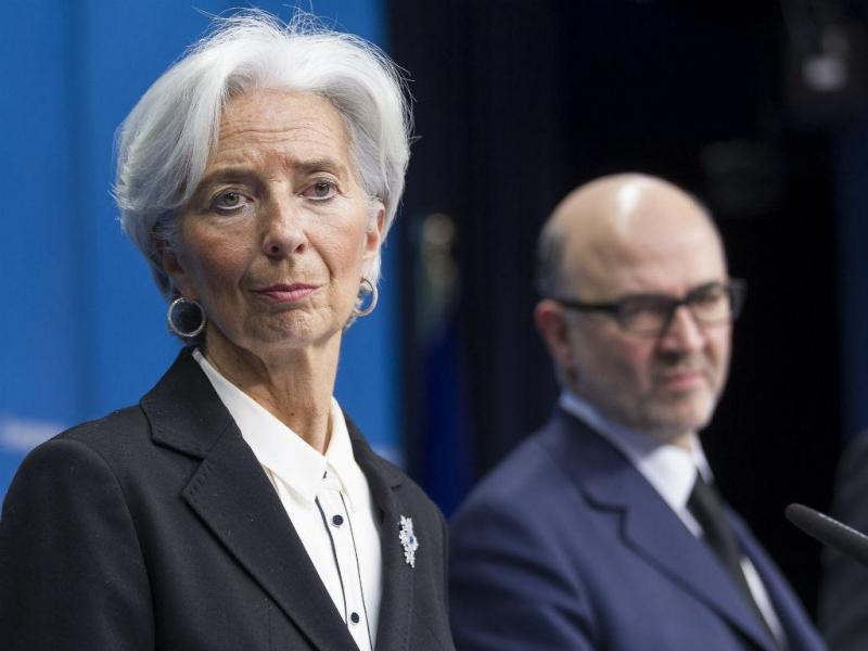 Christine Lagarde, diretora do FMI [Lusa]