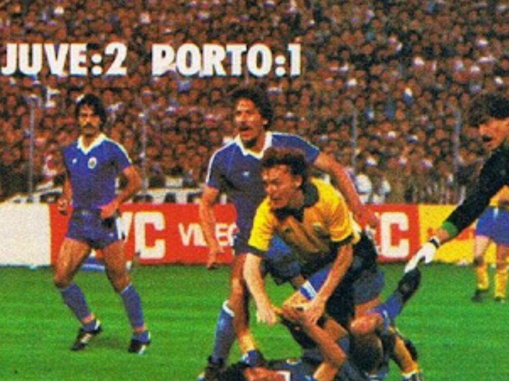 Juve-FC Porto, 1984