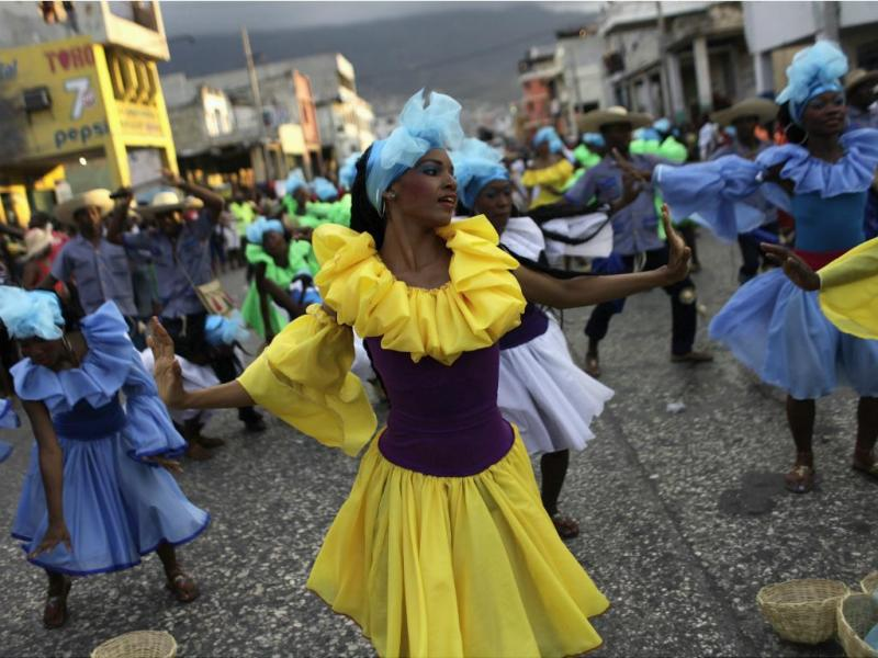 Carnaval no Haiti (Reuters)