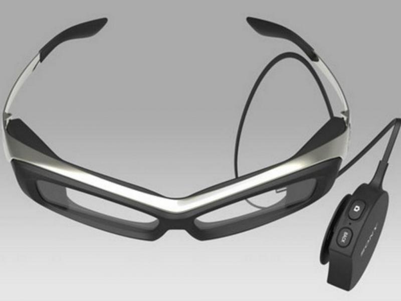 SmartEyeglass [Foto: Sony]