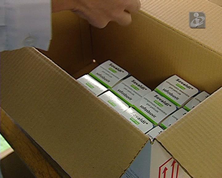 Fármaco para Hepatite C comparticipado a 100%