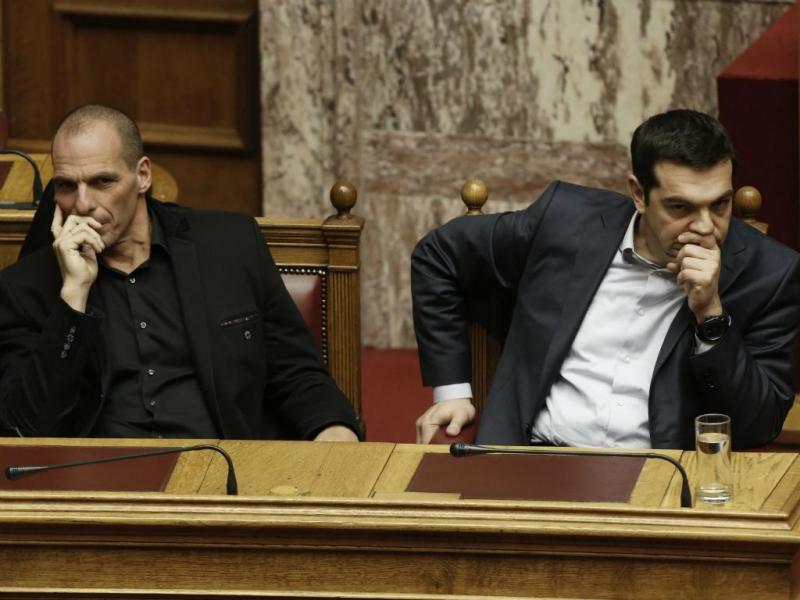 Governo grego (Lusa/EPA)