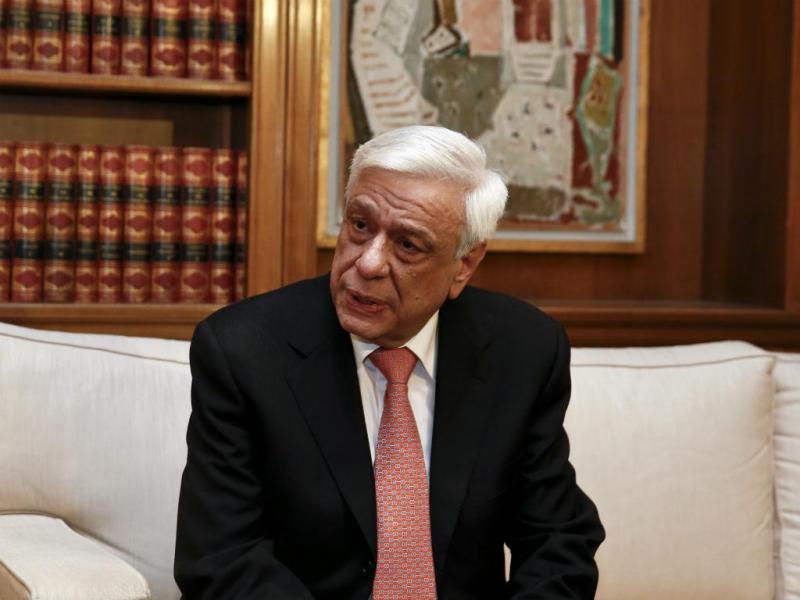 Prokopis Pavlopoulos (Reuters)
