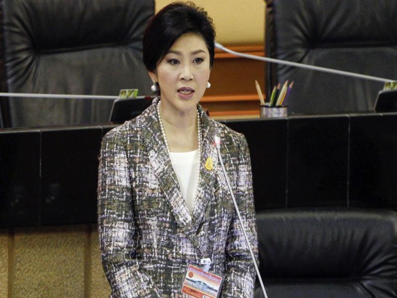 Yingluck Shinawatra (Reuters)