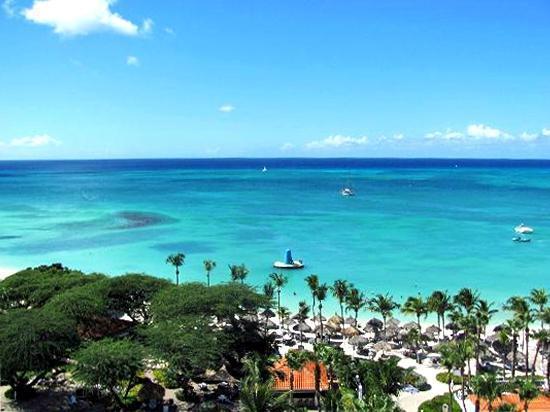 Eagle Beach, Aruba - As 25 melhores praias do mundo [Tripadvisor]