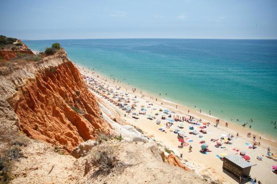 Praia da Falésia, Albufeira - As 10 melhores praias portuguesas [TripAdvisor]