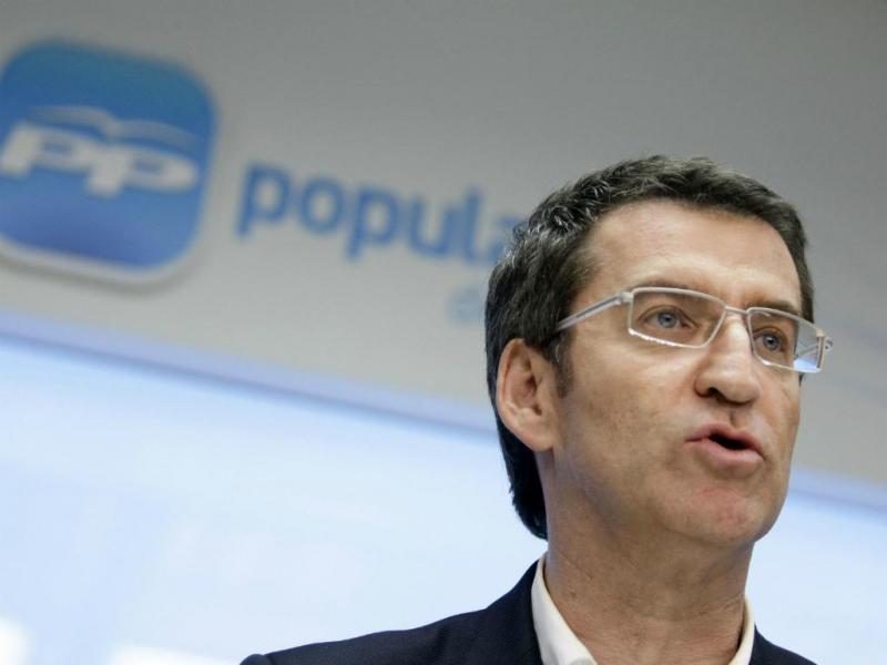 Alberto Núñez Feijóo (Reuters)