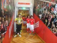 Clube de Bairro: Sonâmbulos (Juniores preparados para o jogo com o Benfica em Lisboa capitaneados por Cristóvão Cordeiro)