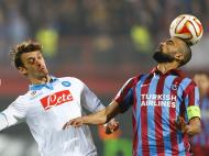 Trabzonspor-Napoles (REUTERS/ Umit Bektas)