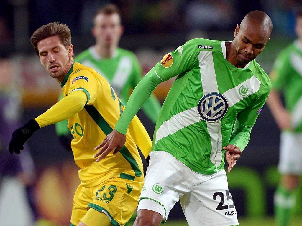 Wolfsburgo-Sporting (REUTERS/Fabian Bimme)