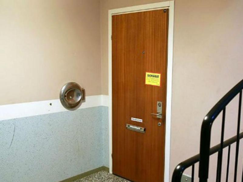 Sueca trancou filhas num apartamento durante 10 anos (Foto:Twitter)