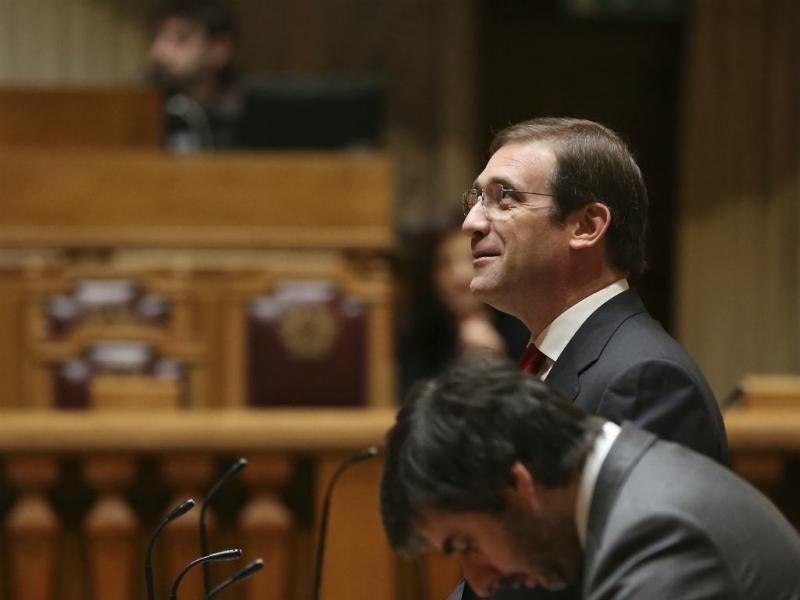 Parlamento (Lusa/Tiago Petinga)
