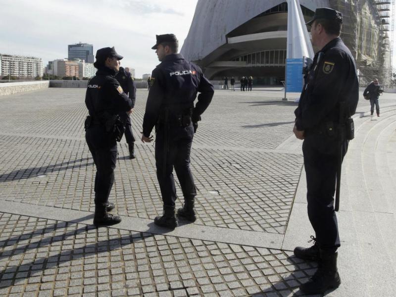 Polícia [Reuters]