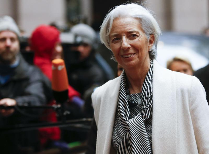 Christine Lagarde [Foto: EPA]