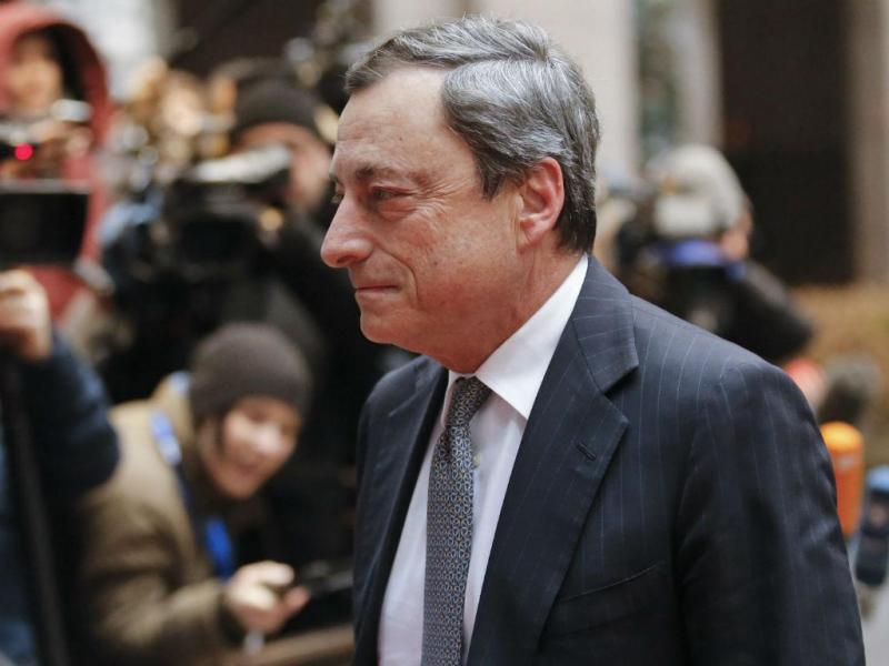 Mario Draghi [Foto: EPA]