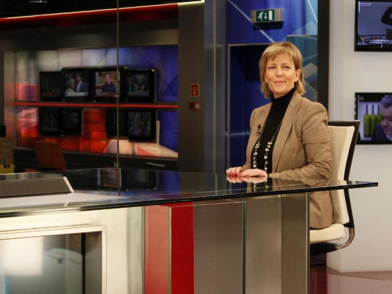 Maria Luís Albuquerque (NUNO PEREIRA/TVI)