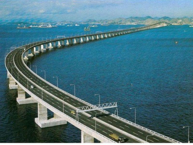 Ponte Rio-Niterói (Twitter)
