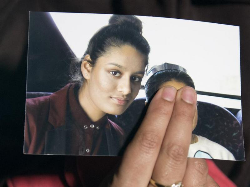 Shamima Begum (Reuters)