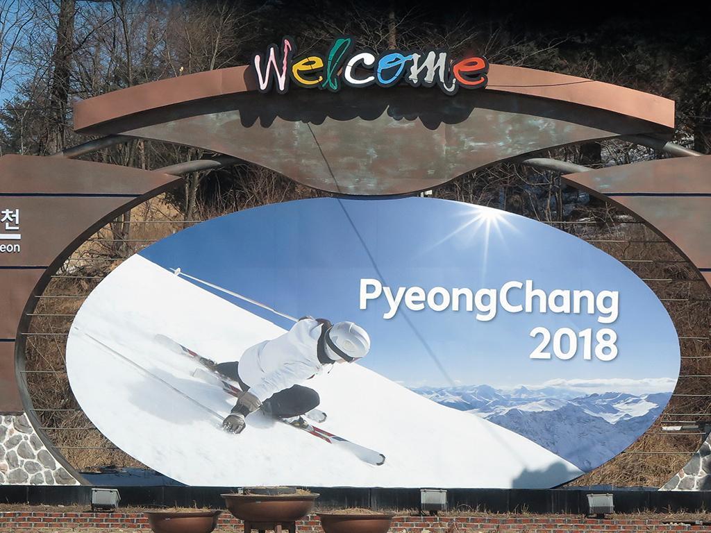 PyeongChang prepara as olimpíadas 2018