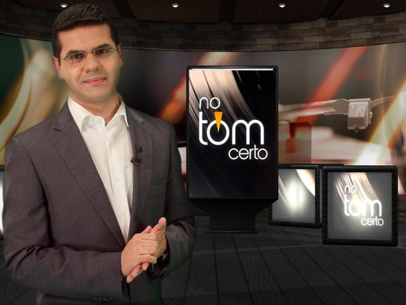 Marcos Pinto «No tom certo»
