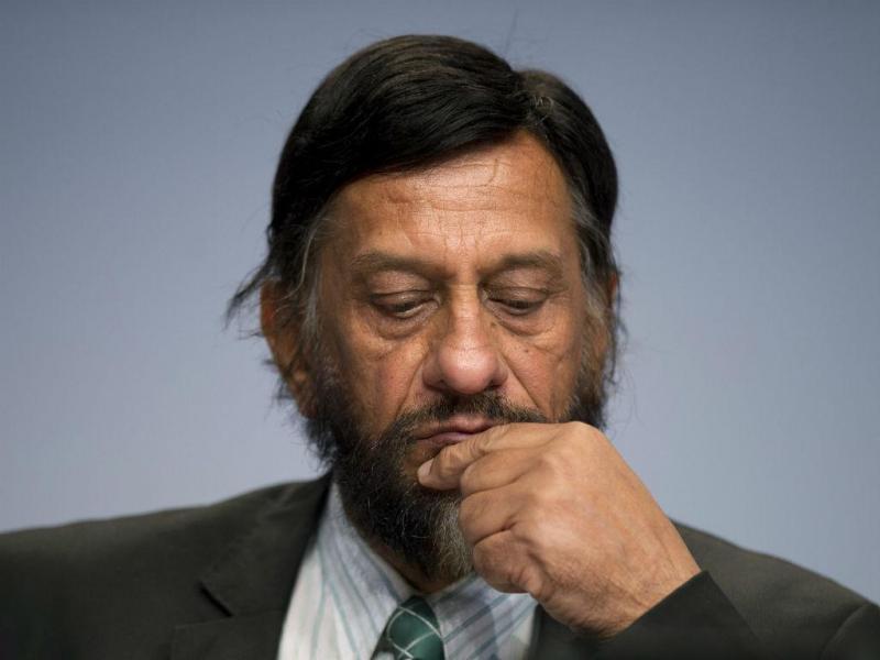 Rajendra Pachauri [Reuters]