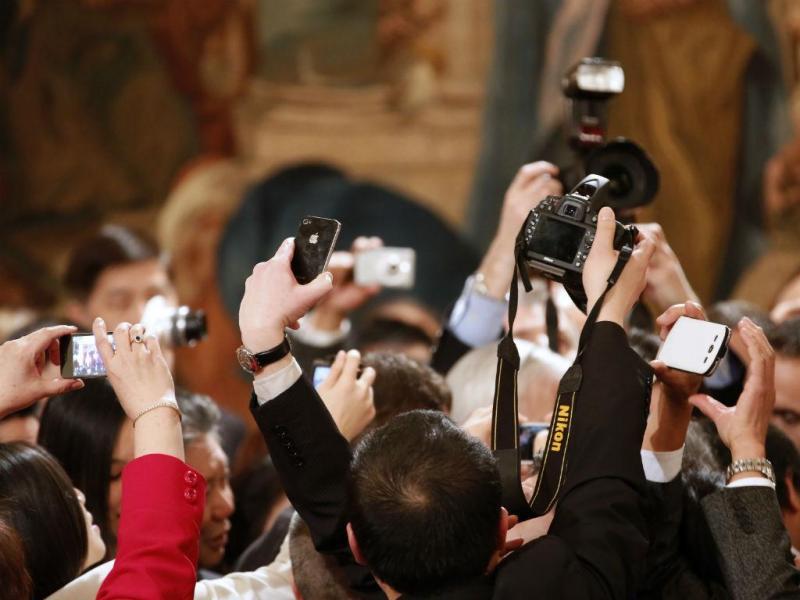 Jornalistas (Reuters)