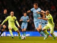 Manchester City-Barcelona (Reuters/ Darren Staples)
