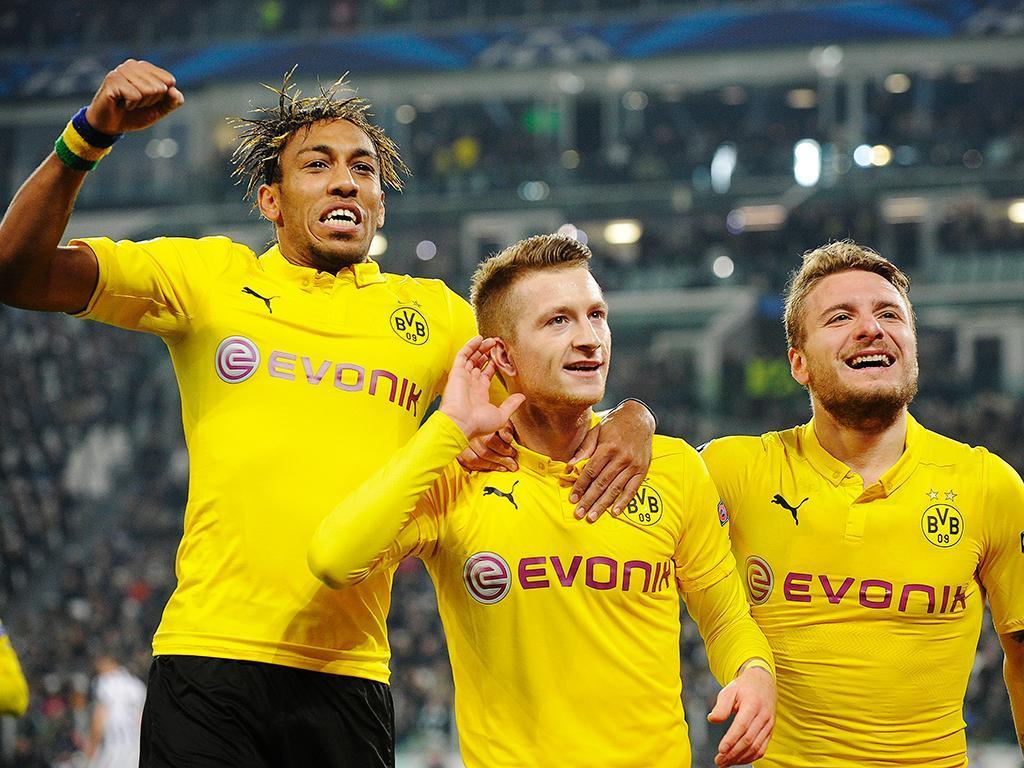 Juventus-Dortmund ( REUTERS/ Alessandro Bianchi)