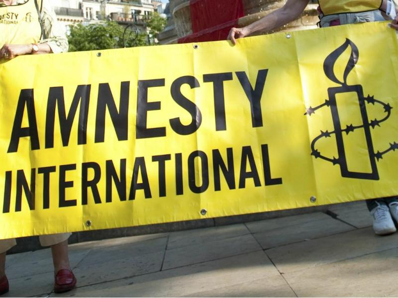 Amnistia Internacional [Reuters]