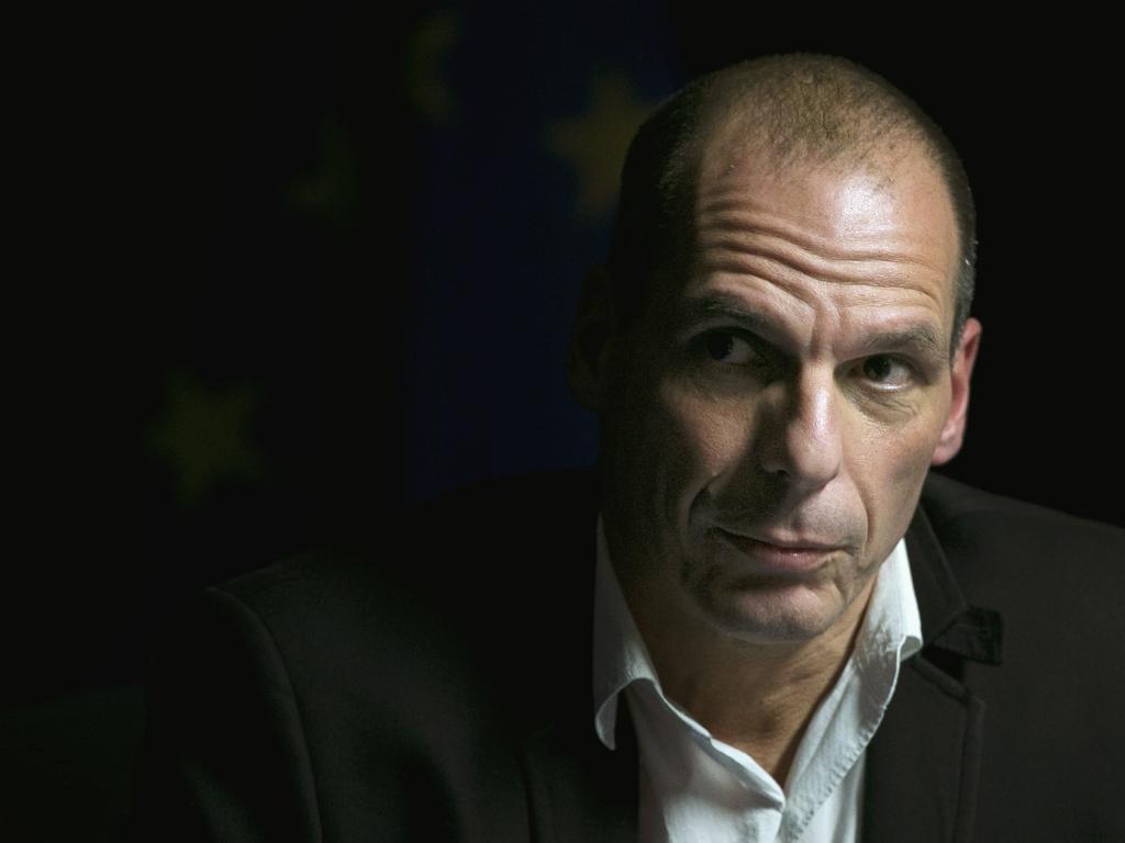 Yanis Varoufakis (Reuters)