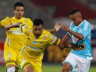 Tachira-Sporting Cristal (REUTERS/ Mariana Bazo)