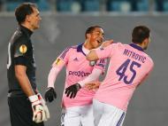 Dinamo Moscovo-Anderlecht (REUTERS/ Maxim Shemetov)