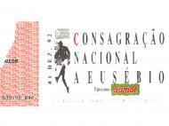 Os bilhetes dos leitores - Festa homenagem a Eusébio