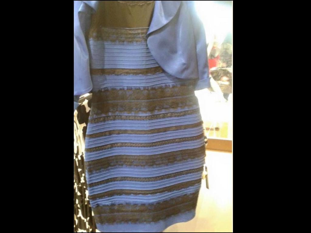 O vestido que está a dividir a Internet e o mundo