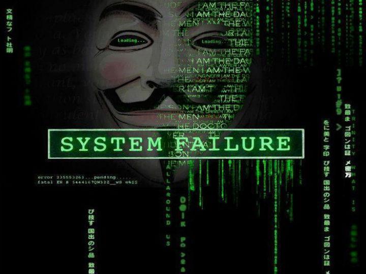 Hackers exigem liberdade dos detidos pela PJ (Facebook)