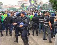 FC Porto-Sporting: 600 polícias para um «jogo de risco elevado»