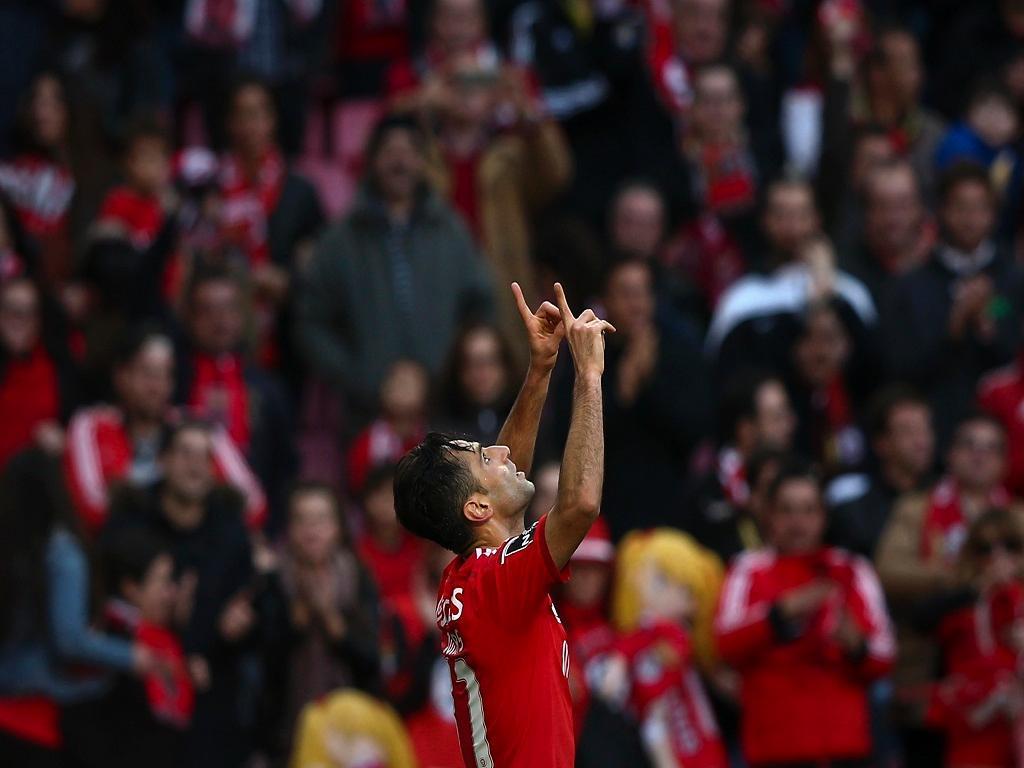 Benfica-Estoril (LUSA/ José Sena Goulão)