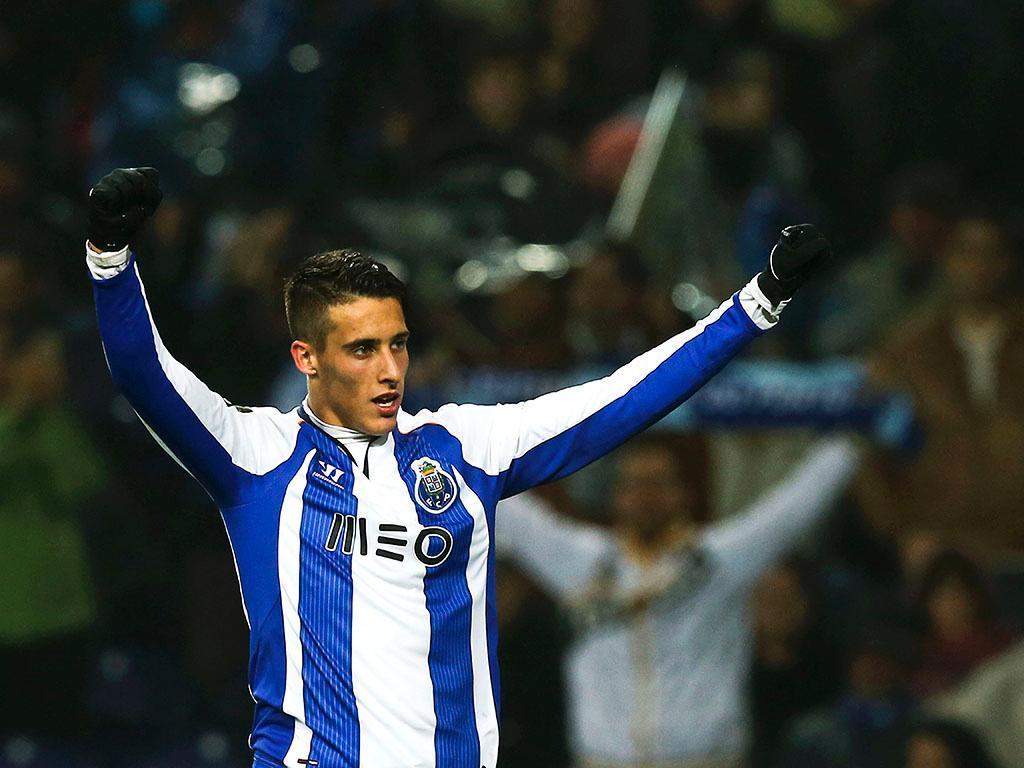 FC Porto-Sporting (LUSA/ Fernando Veludo)