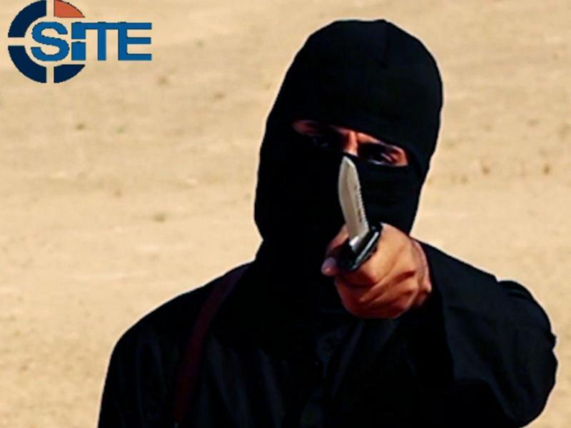 Jihadi John (REUTERS)
