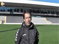 Manuel Machado, treinador do Nacional da Madeira