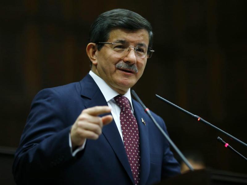 Ahmet Davutoglu (Reuters)