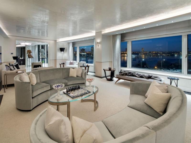 Luxuoso triplex à venda em Nova Iorque (Nestseekers.com)