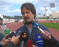 Tiago Ribeiro e o novo Estoril: «Vai ser um trabalho a quatro mãos»