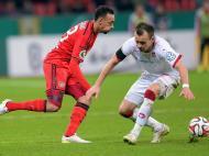 Bayer Leverkusen vs Kaiserslautern (EPA)