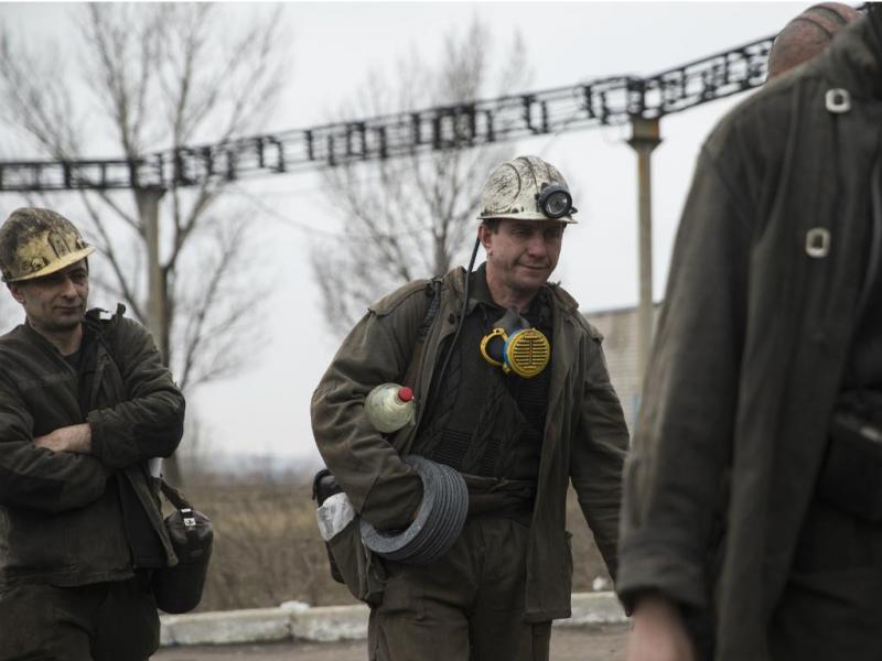 Explosão em mina de carvão, em Donetsk, Ucrânia