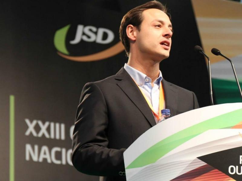 Simão Ribeiro (Reprodução / JSD)