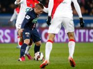 Paris Saint Germain vs Mónaco (EPA)